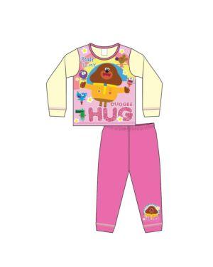 GIRLS Toddler Hey Duggee SUBLIMATION Pyjamas PL1775