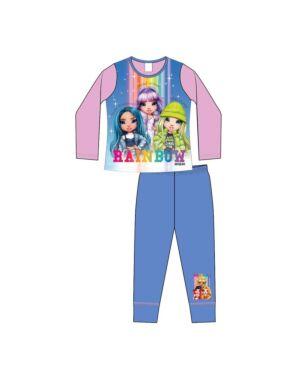GIRLS OLDER RAINBOW HIGH SUBLIMATION Pyjamas PL1804