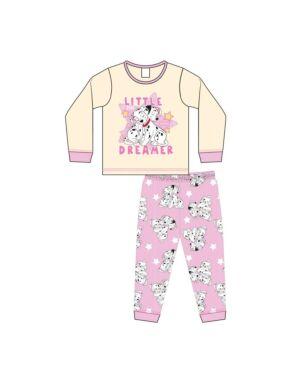 BABY GIRLS 101 DALMATIANS PYJAMAS PL1749