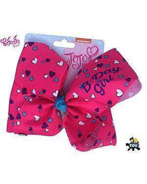 Birthday single bows JoJo Siwa TD10531
