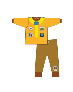 BOYS HEY DUGGEE NOVELTY PYJAMAS PL765