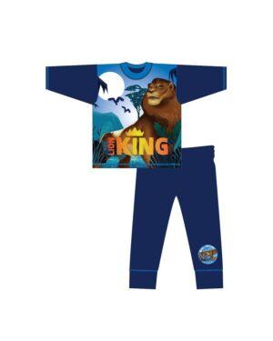BOYS OLDER LION KING SUBLIMATION PYJAMAS QA8009