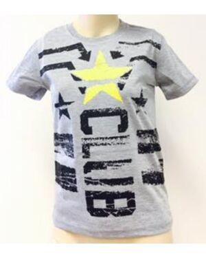BOYS STAR CLUB PRINTED T-SHIRT PL932