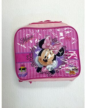 DISNEY MINNIE MOUSE LUNCH BAG - TD3117