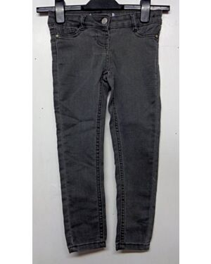 Girls Ex Chain Store Dunnes Grey Skinny Jean PL243