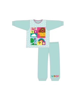 GIRLS TODDLER HEY DUGGEE SUB PYJAMAS QA5094