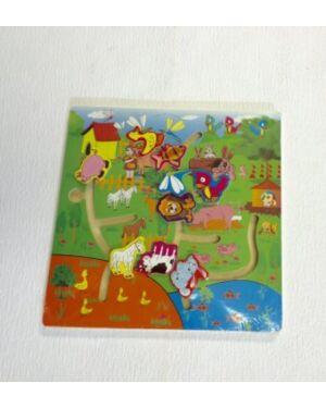 Kids Animal Preschool Puzzle TD10404