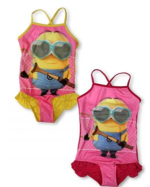 Minions Swimming Costume TD6238