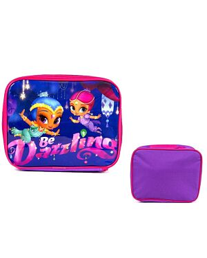 SHIMMER AND SHINE EMPTY LUNCH BAG QA452
