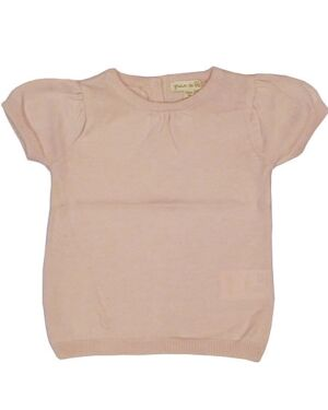 BABY GIRLS EXCHAINSTORE PLAIN TOP TD2568