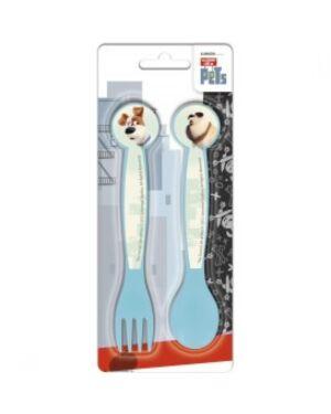 The Secret Life Of Pets Cutlery Set - TD4643