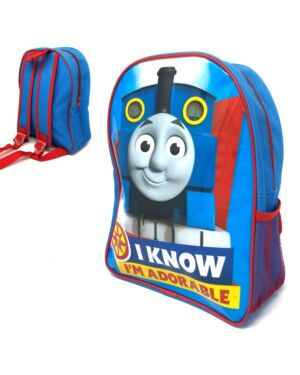 Thomas The Tank with side mesh pocket Backpack PL669