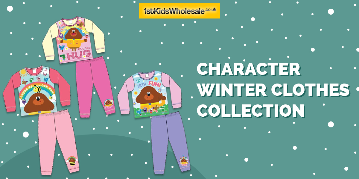 Character Winter Clothes Collection!