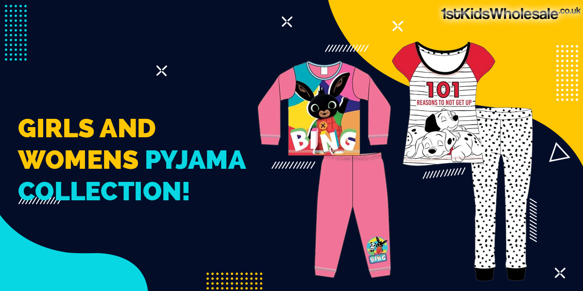 Girls and Womens Pyjama Collection!