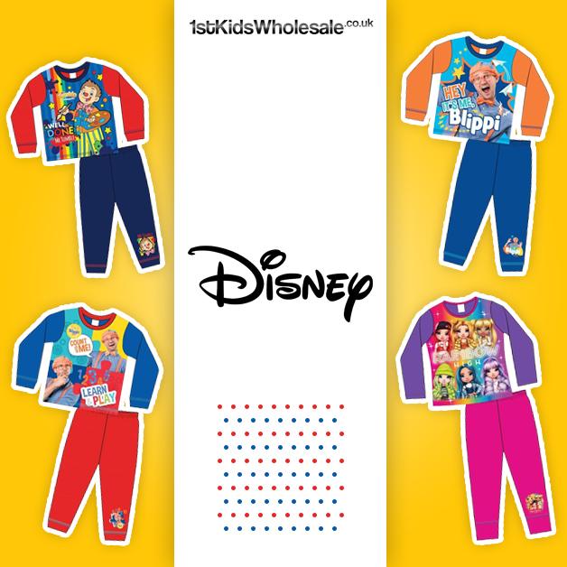 Disney Character Clothing